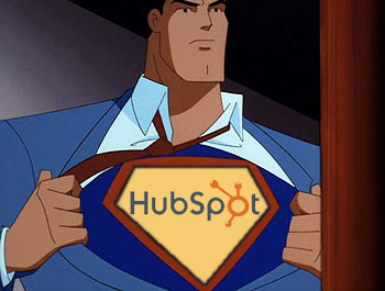 Hubspot Inbound Recruitment Superman to the rescue
