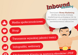 ClickRay.pl Polish Inbound Marketing Success Story Infographic