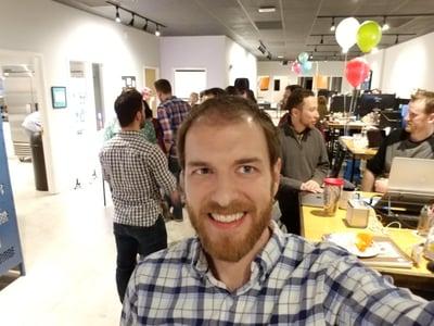 Nick at IMPACT HQ 2018-03-20 19.22.51