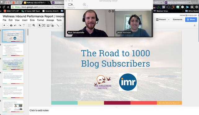 Nick_and_Jesse_discussing_the_road_to_1000_blog_subscribers_for_The_Wellness_Institute_4.22.2016.jpg